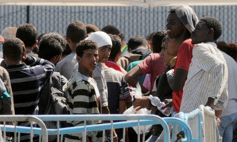Italy busts network that held migrants hostage in Sicily