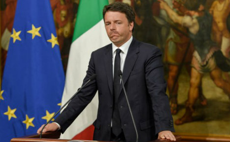 EU must act quickly due to 'gravity' of Brexit: Renzi