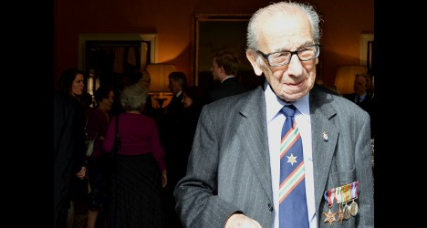 'Brexit is a disaster for Great Britain': WW2 veteran