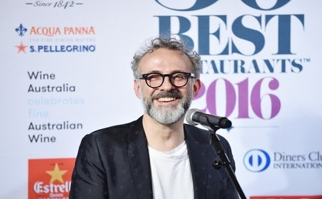 Italian restaurant crowned the best in the world