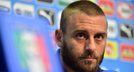 Italy 'not among the favourites' in Euro 2016