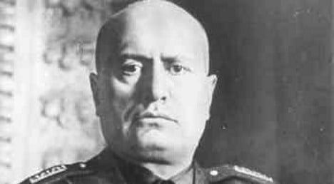 Unseen papers of Mussolini's last meeting go to auction