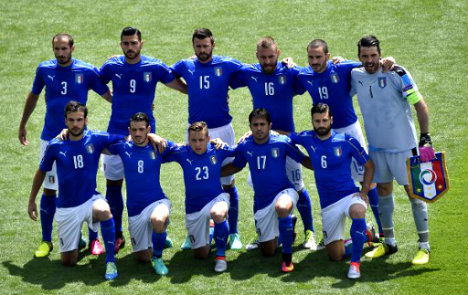 Italy handed tough Spain draw in last 16