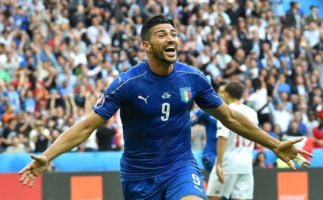 Italy dump Spain out of Euro 2016 with 2-0 win