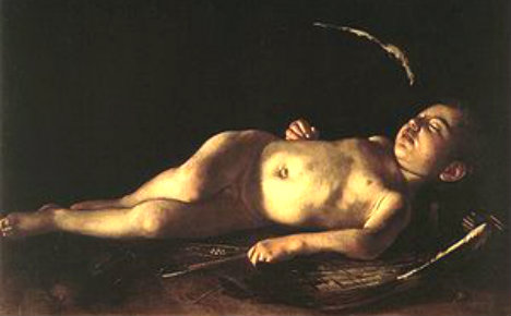 This Caravaggio was chosen to honour Italy's refugees