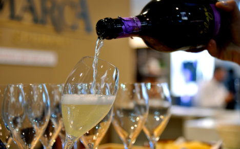 Prosecco panic in Italy as Brexit vote nears