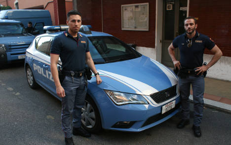 On patrol with Rome police: how safe is the Eternal City?