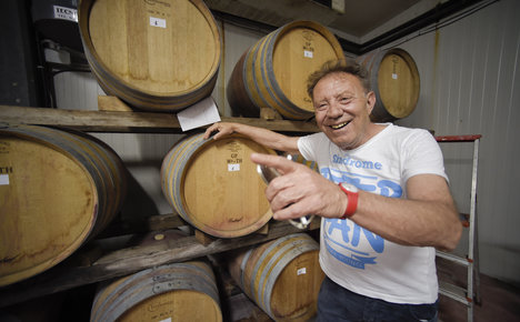 The Italian wine star that came back from oblivion