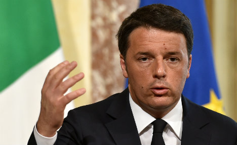 Italy's ruling party says Rome defeat was 'painful' blow
