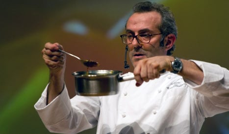 French snub: fury as Italian eatery voted world's best