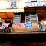 Italian falls off balcony while hiding from lover's husband
