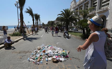 Suspected Nice attack accomplice 'lived in Puglia'