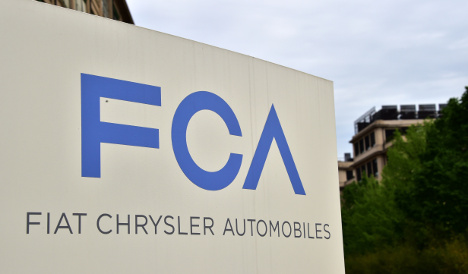 Fiat Chrysler revises 'doctored' sales figures amid probe