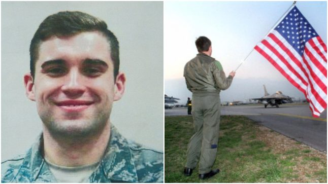 Body of missing American airman found in Italian river