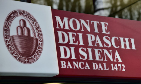 Italy's BMPS worst performer in EU bank stress tests