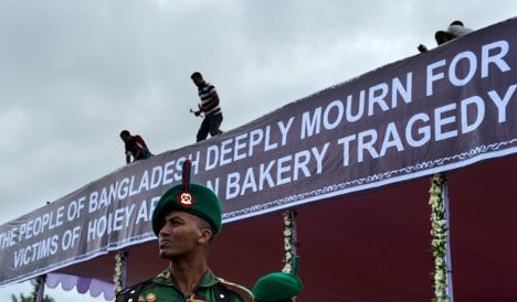 Bodies of nine Italians killed in Dhaka attack flown home