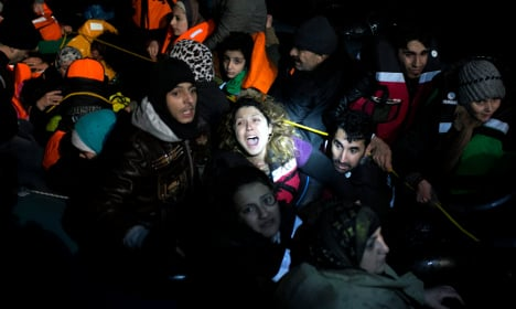 Private ships play big role in Europe's migrant crisis