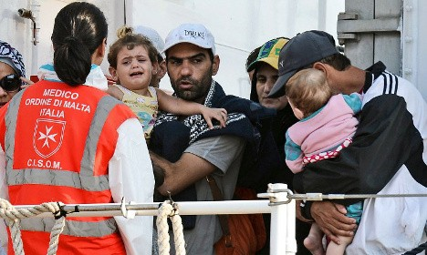 Syrian baby and five-year-old dead in migrant boat tragedy
