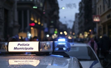 Italy bank thieves in audacious tunnel escape