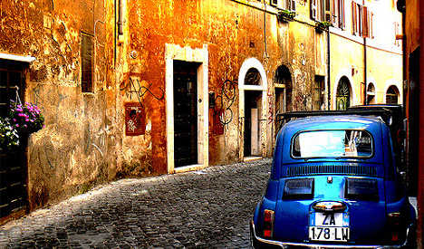 Trastevere: From a fiery past to Rome's souvenir stand