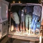 Italy arrests man for smuggling migrants to France