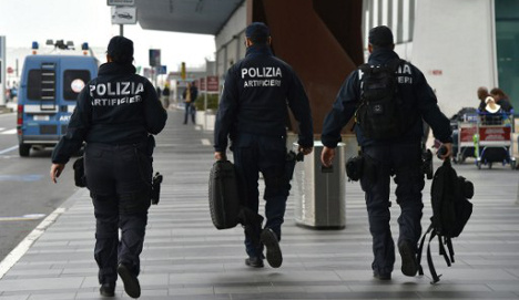 How Italy keeps track of 80 terrorism alerts every day