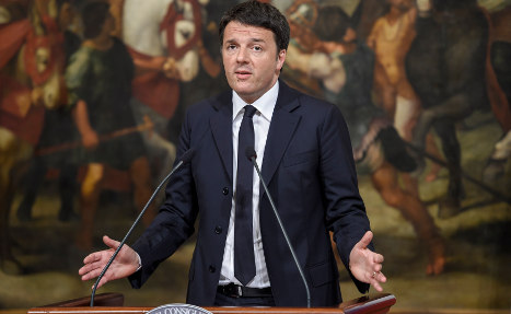 Renzi vows to win vote on which he staked leadership