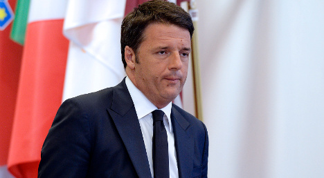 Renzi under fire over 'special forces in Libya'