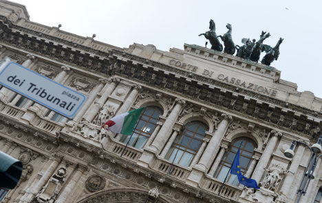 It's illegal to pretend to be single, says Italy's top court