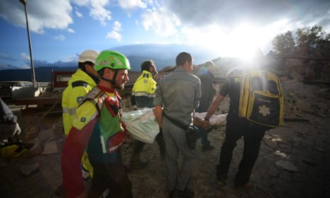 Italy earthquake: What we know so far
