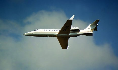 'Destitute' private jet owner fined thousands for tax fraud