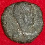Ancient Roman coins unearthed at Japanese castle