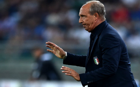 Ventura begins life as Italy coach with loss to France