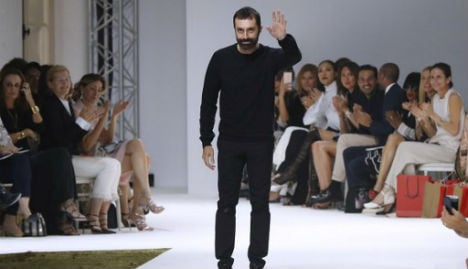 'My problem is too many ideas': Italy's couture king