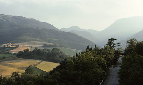 Italy earthquake made the Apennines grow by 4cm
