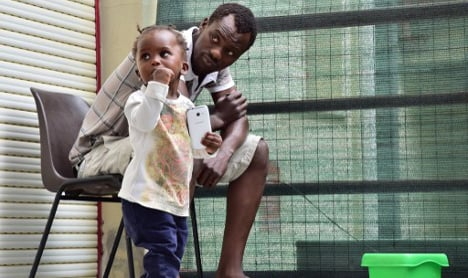 Italy's migrant centres in crisis amid money worries