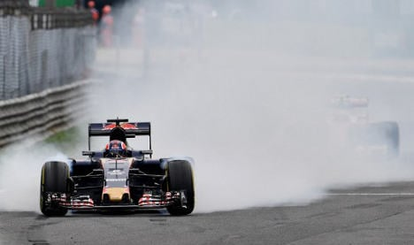 Formula One to be sold to US media group