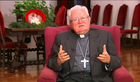 Vatican fires Mallorca bishop over affair with secretary