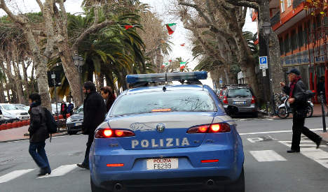 Italian police fund hotel stay for homeless mum and kids