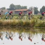 Cyclists gear up for Tour of Lombardy race