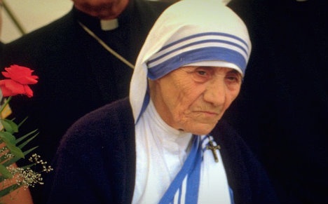 Catholic icon Mother Teresa to be proclaimed saint in Rome