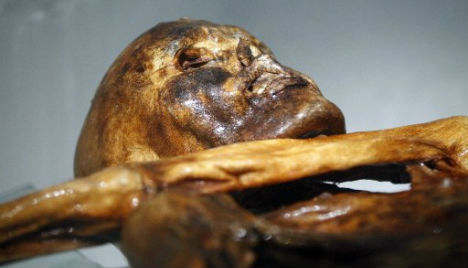 Oetzi: Italy's 5,000 yr-old iceman 25 years on