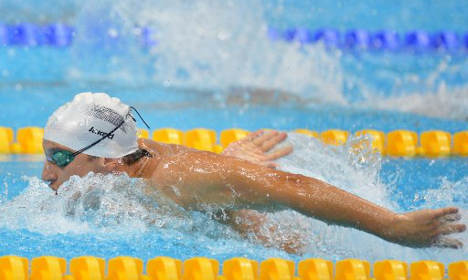 Italy scoops first Paralympic gold medal