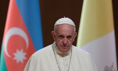 Pope Francis: Teaching gender theory is indoctrination