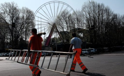 Italy's oldest theme park reopens after eight years
