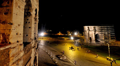 Central Rome park to be closed at night following rape