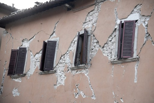 Over 100 aftershocks felt in central Italy on Thursday night