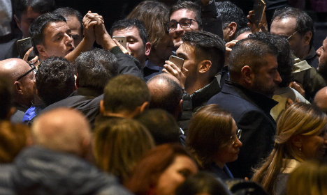 Youth for change? Not in Naples as Italy vote looms