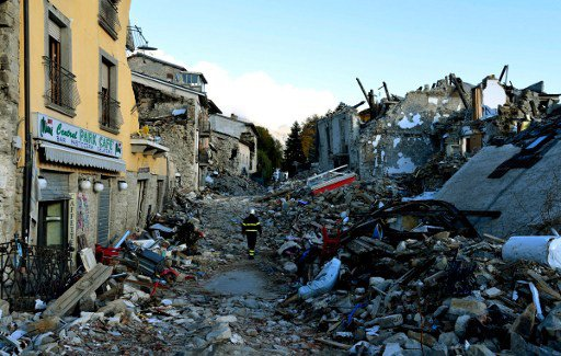 Almost three months after the quake, Amatrice death toll rises to 299