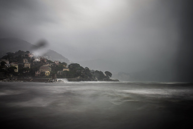 Northern Italy on high alert, battered by heavy rainstorms